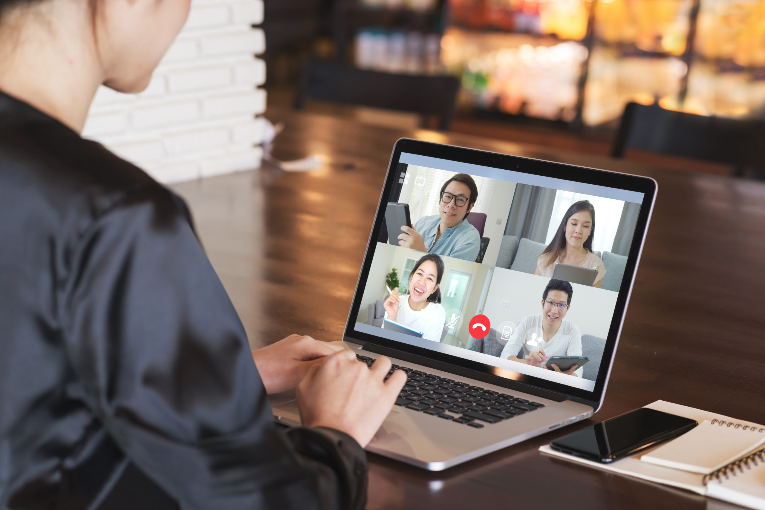 Virtueller Online-Kongress